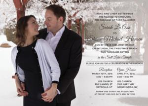 sarah_front_web Wedding Invitations
