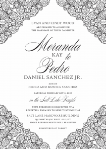 meranda_front_web Wedding Invites