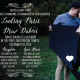 Lindsay and Drew 5x7 front wedding invitations