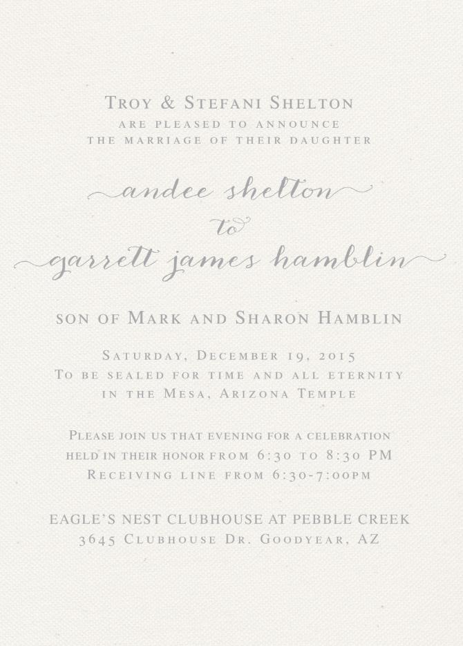 Wedding Invitaiton Maker