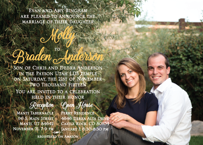 Molly and Braden 5x7 front