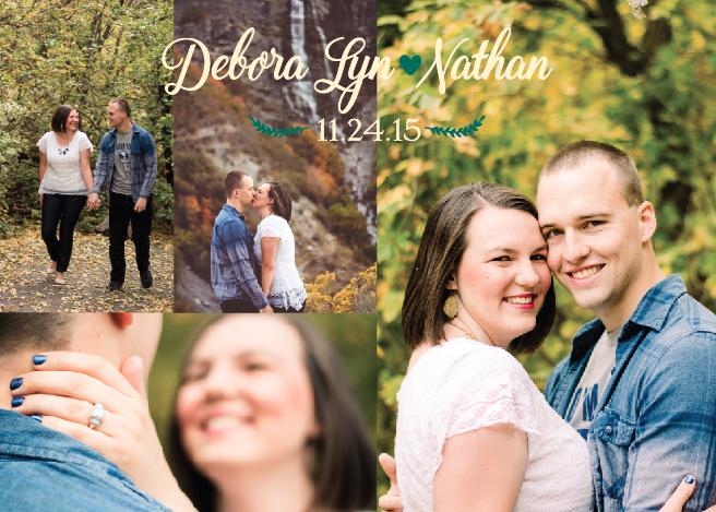 Debra and Nathan back
