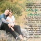 Debora and Nathan Front Wedding Invitations