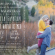 Michaela and Spencer Front wedding invitations