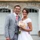 Brooke Davis THC Front Wedding Invitations