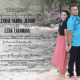 Levana and Ezra Front weddinf invitation