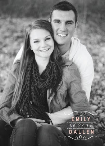 Emily and Dallen back