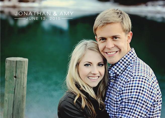 Amy and Jonathan Back