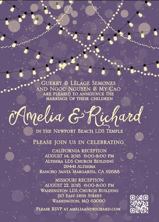 Amelia and Richard Front