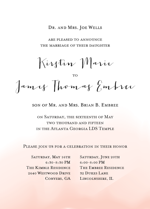 Kirstin-James-announcement-front Wedding Invitations