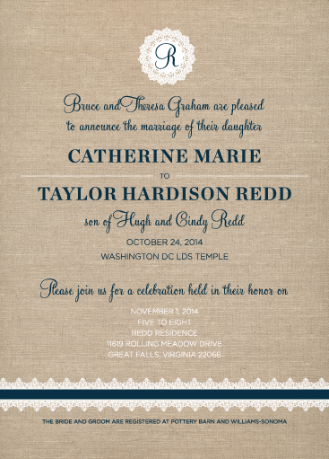 Catherine-Taylor-announcement-front Wedding Invites