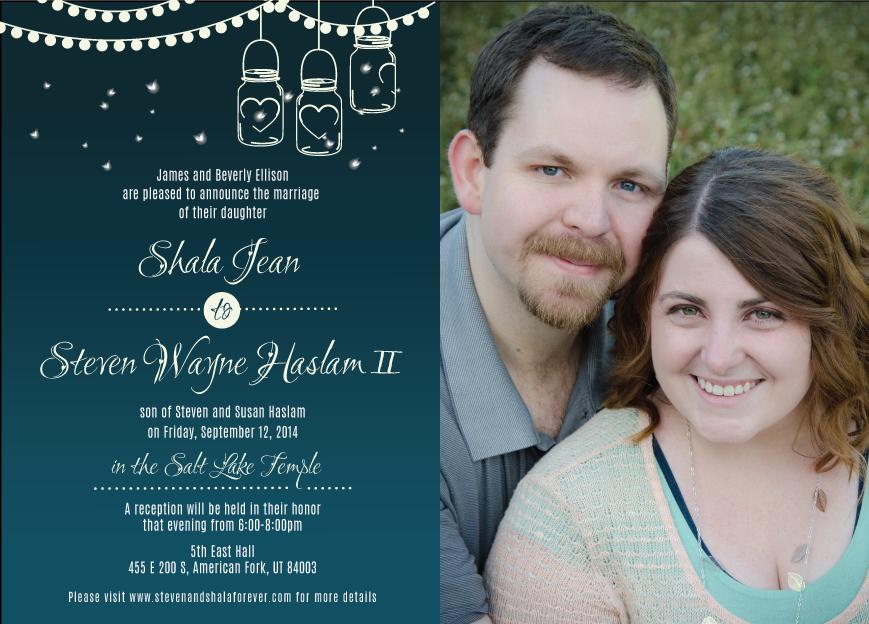 shala_ellison_front Wedding Invitations