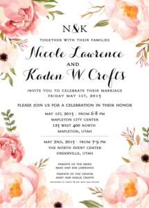 nicole_lawrence_front Wedding Invitations