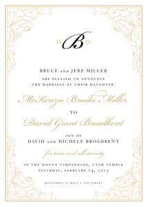 mckenzie_miller_front Wedding Invitations