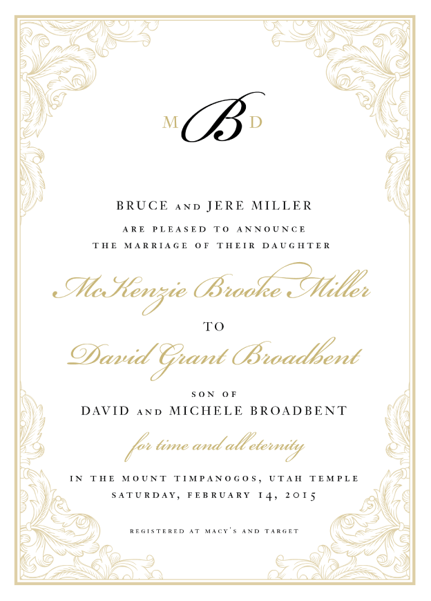 mckenzie_miller_front Wedding Invitations