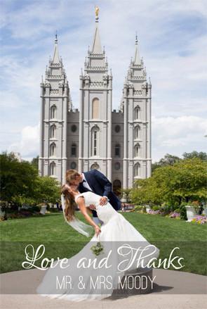 LexiTYCfront Wedding Invitations