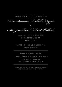 summerleggett_front Wedding Invitations