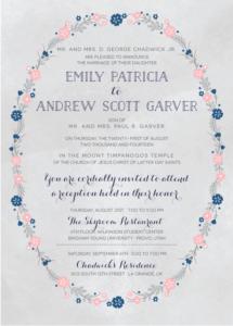 emilychadwick_front Wedding Invitations