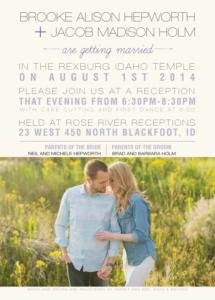 brookehempworth_front Wedding Invitations