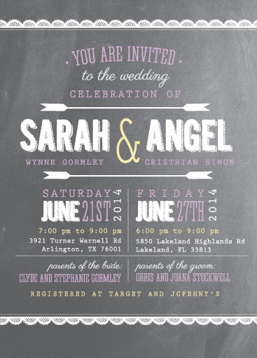 sarahg_front Wedding Invitations