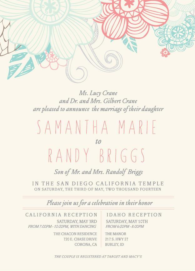 samanthacrane_front Wedding Invitations