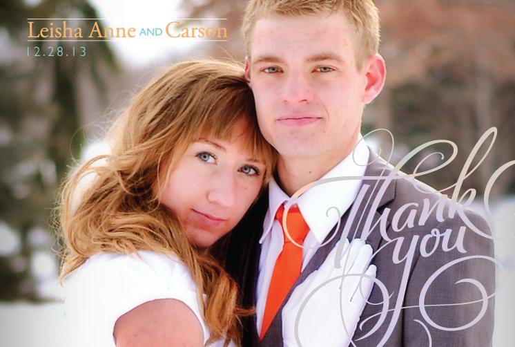carson_thankyou_front Wedding Invitations