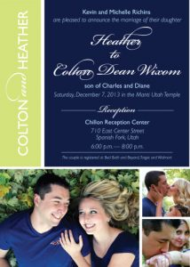 heather_front Wedding Invitations