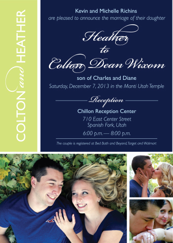 heather_front Wedding Invitations