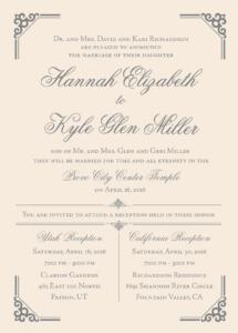hannah_back_web Wedding Invitations