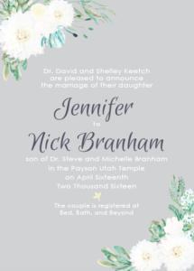 jennifer-and-nick-5x7-front Wedding Invites