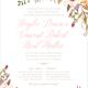 haylee-williams-front Wedding Invitations