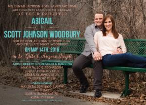 abigail-jackson-front Wedding Invitations