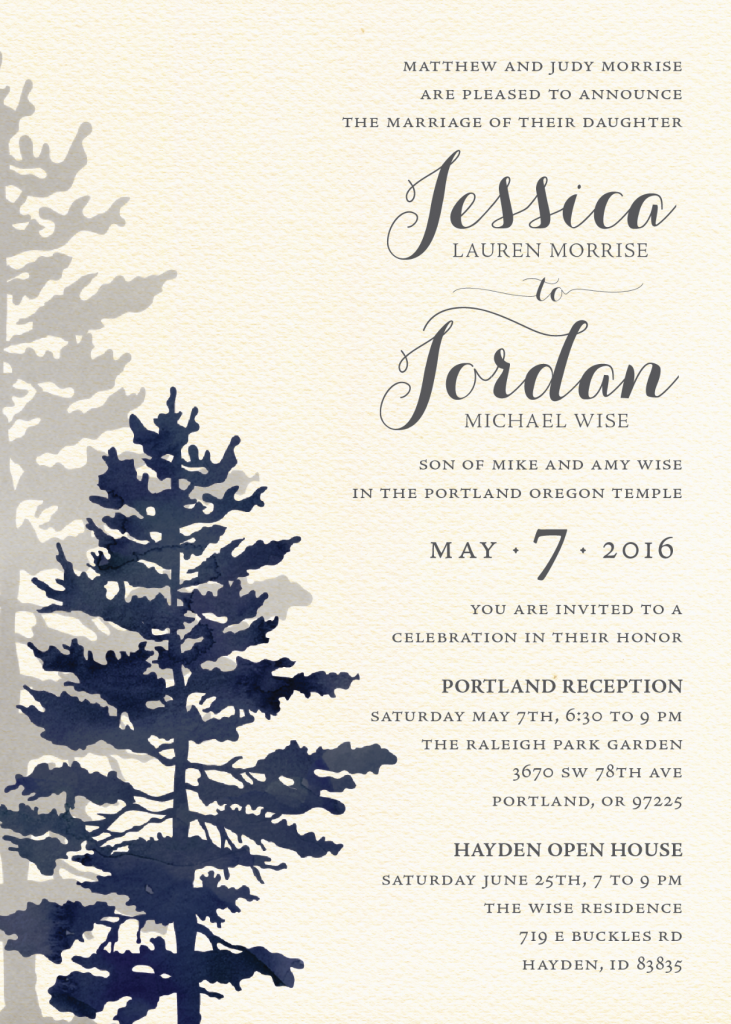 jessica_front_web Wedding Announcements
