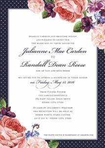 Wedding Invitations Maker