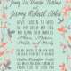 jenny-and-jeromy wedding invitations