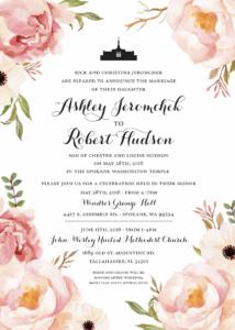 ashley_front_web Wedding Invitations