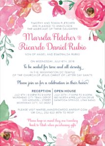 marsela-fletcher-front Wedding Invitations