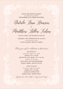 natalie-hansen-front Wedding Invitaions