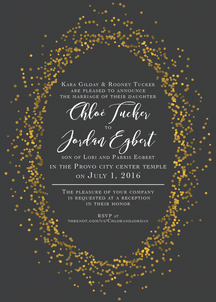 chloe-tucker-front Wedding Invites