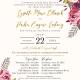 Lynette Blunck Front Wedding Invitations