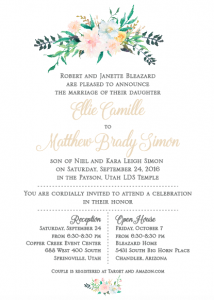 Ellie-and-Matthew-5x7-front Wedding Invitations