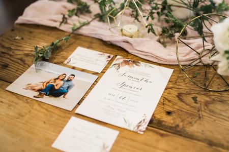 Free Wedding Invitation Samples   Wedding Announcements Sample
