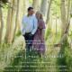 Bailey-Olcott-Front Wedding Invitations