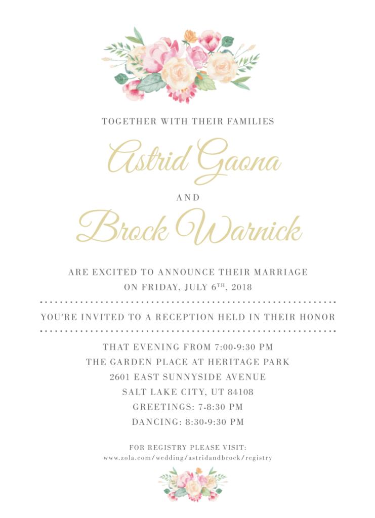 Astrid-invite-front Wedding Invitations