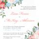 McKay-Atkinson-Front Wedding Invitations