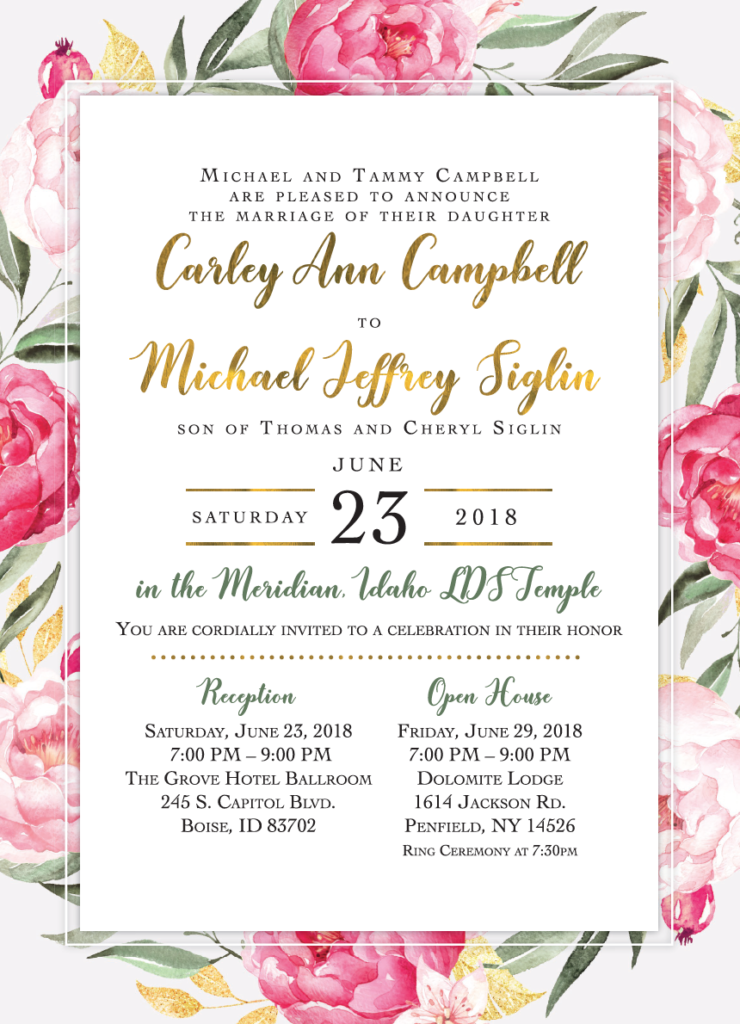 Carley-Campbell-Front Wedding Invitations