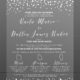 Woody Wedding Invitations