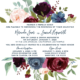 Miranda and Samuel Wedding Invitations