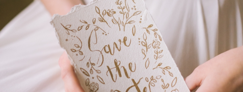 Save The Date Card | Save The Date Card Ideas For Your Wedding